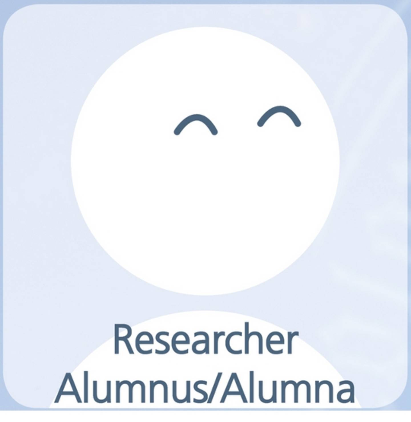 Researcher Alumnus/a