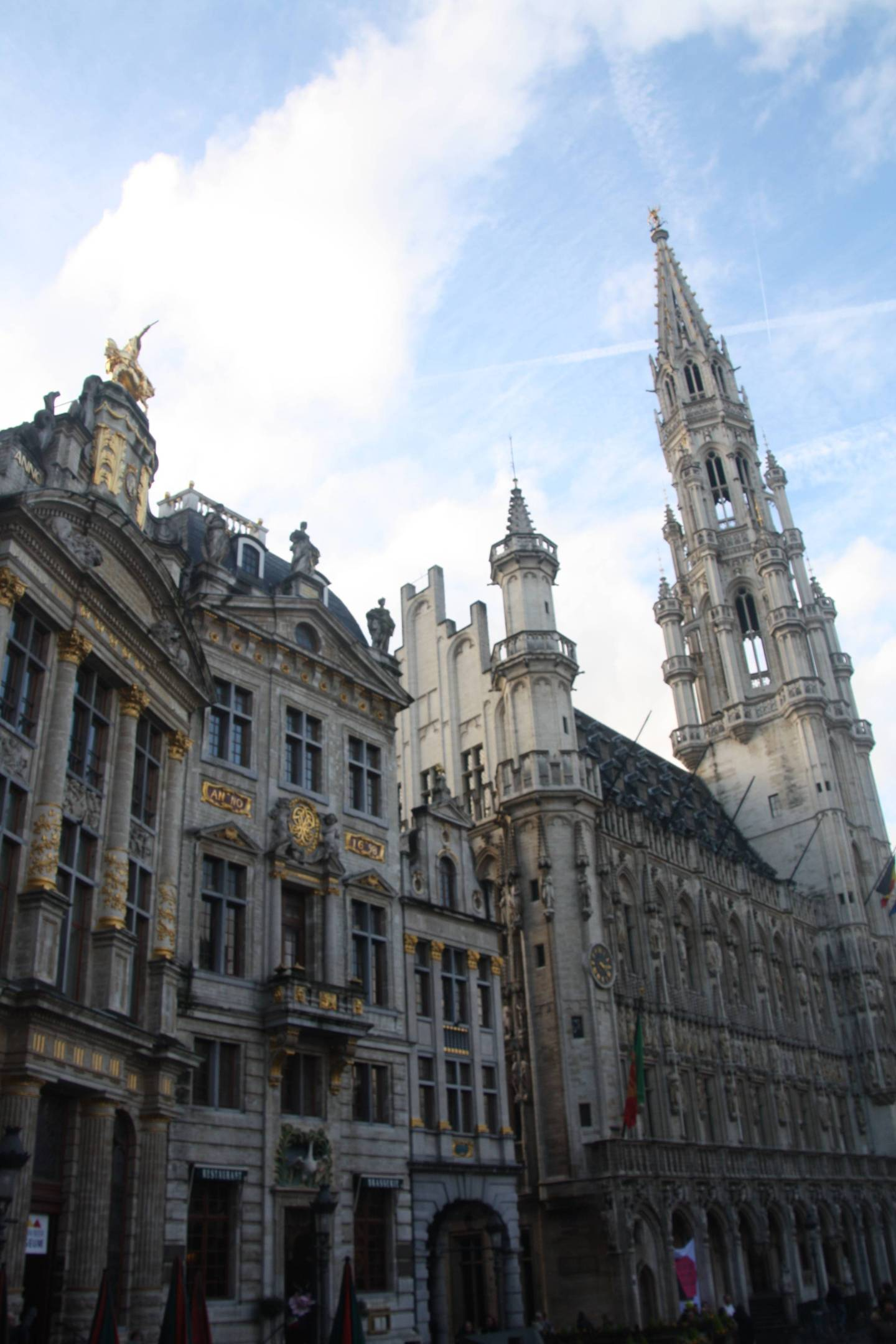 Part of the Grote Markt (Grand Place)