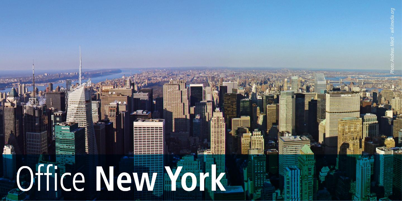 Büro New York