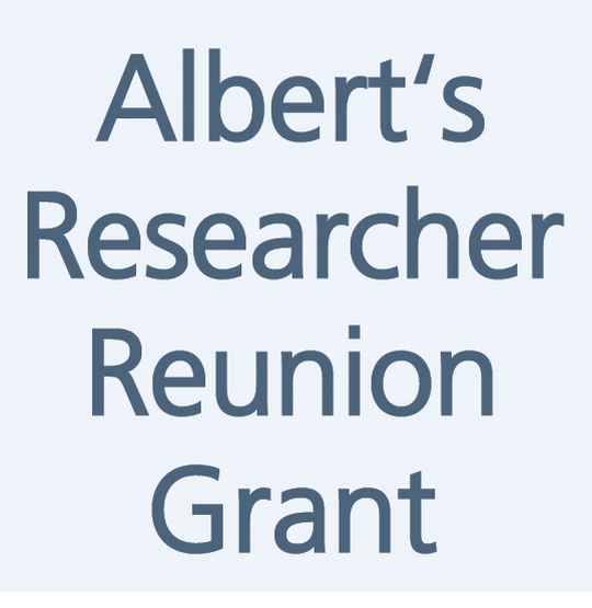 Albert's Researcher Reunion Grant