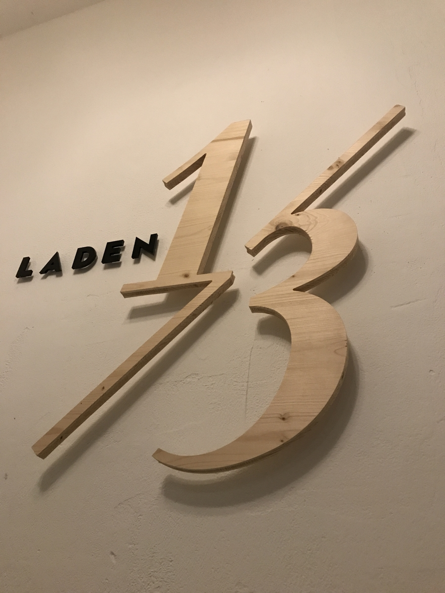 Logo of 1/3 Laden